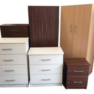 Economy Bedroom Furniture