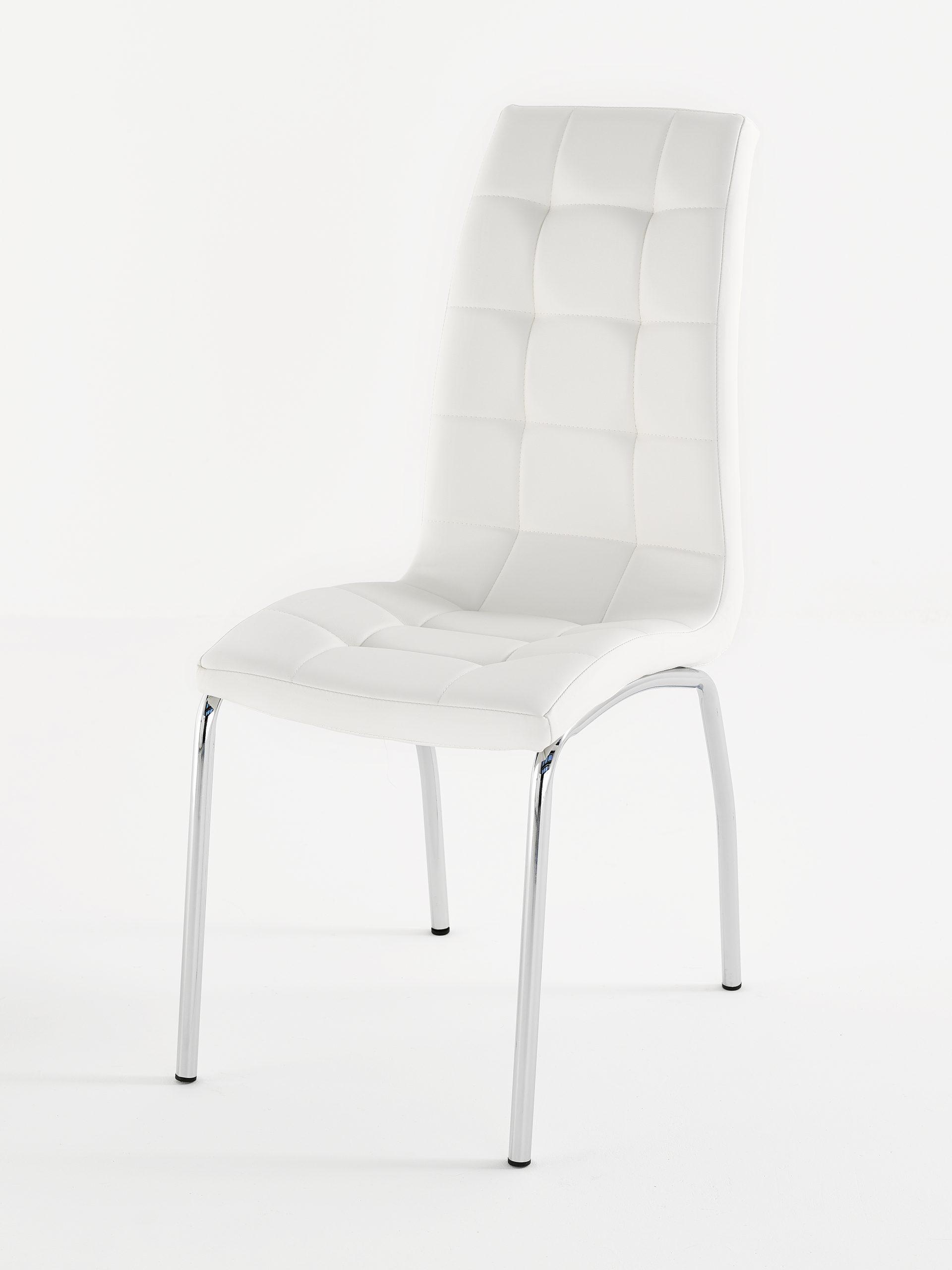 Lugano Chair White