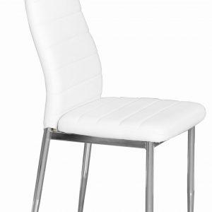 Torino White Chair